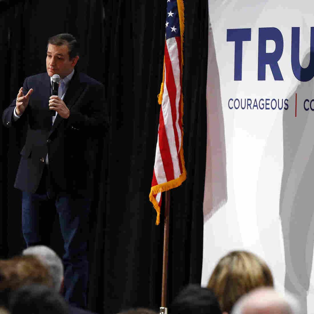 Cruz On Trump Lawsuit Threat: Bring It On