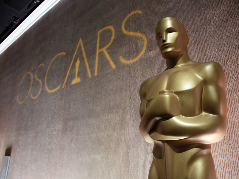 new manufacturer gives oscar statue a minor makeover the two way npr