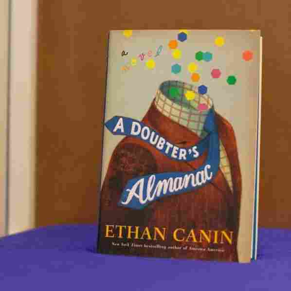 In 'Doubter's Almanac,' Troubled Math Genius Tries To Solve The Unsolvable