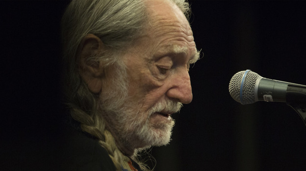 Willie Nelson's new album, Summertime: Willie Nelson Sings Gershwin, comes out Feb. 26. (Courtesy of the artist)