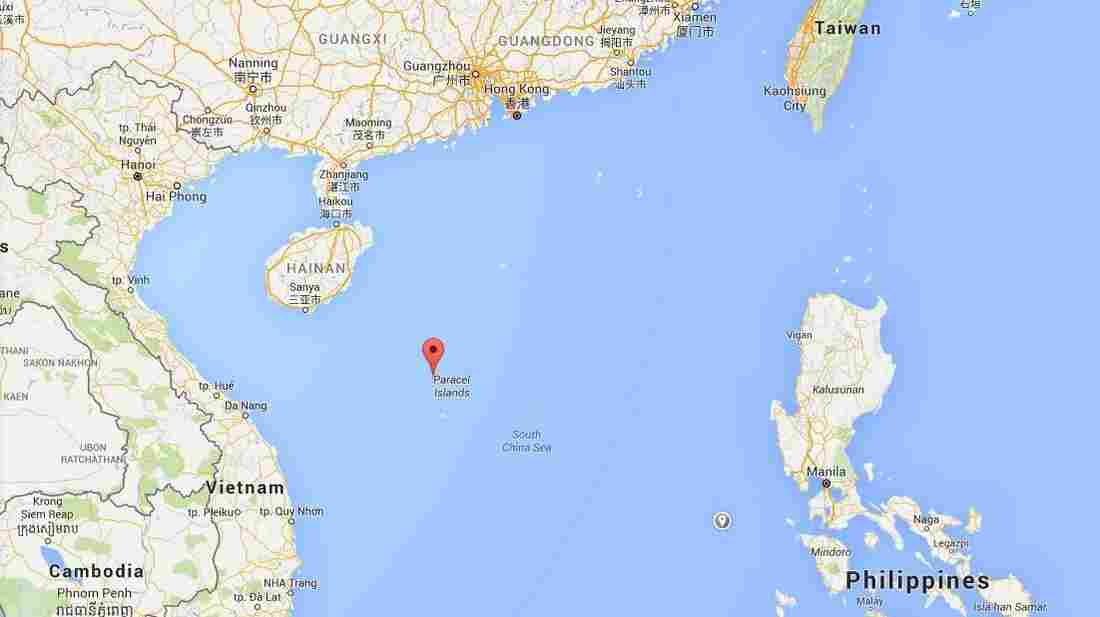Where Is Woody Island South China Sea
