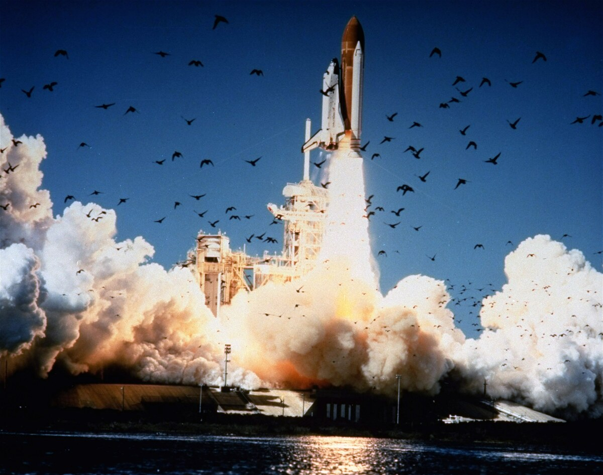 Your Letters Helped Challenger Shuttle Engineer Shed 30 ...