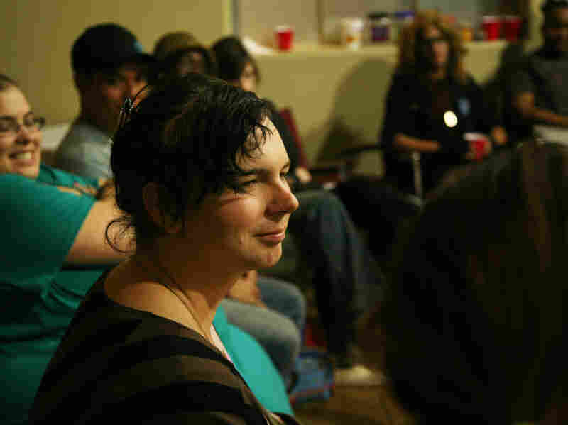 Katrinna Alexandros was raised in rural Kentucky as a boy and a strict Southern Baptist. Now, as a trans woman and a Wiccan, she says she can't imagine feeling comfortable in a church other than Rebel and Divine.