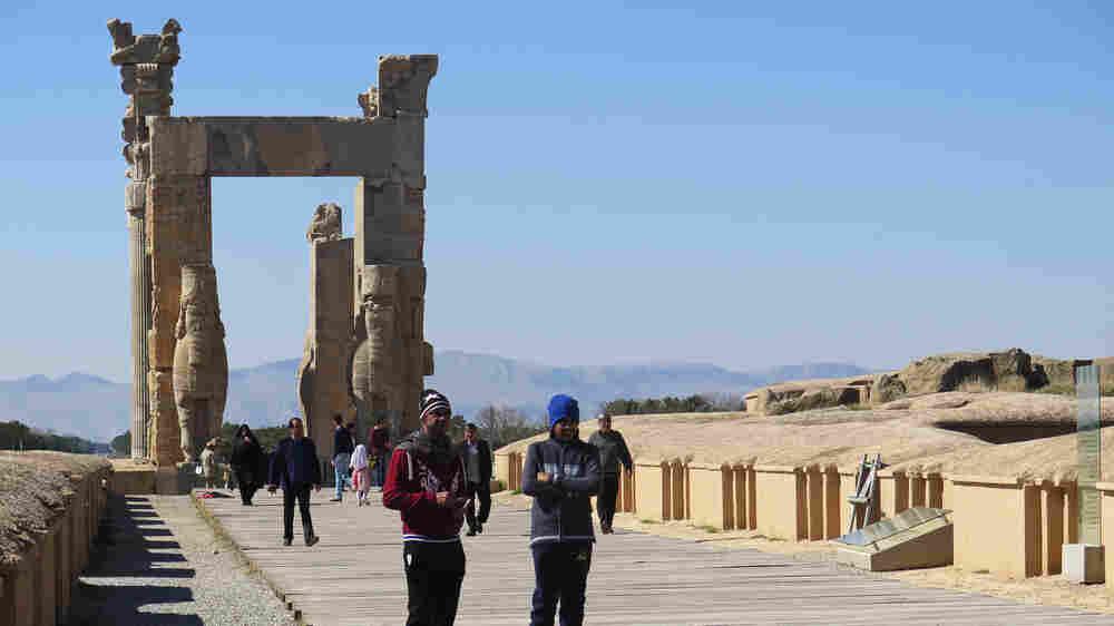 At Persepolis, Iran's Grand Past Overshadows Its Frustrating Present