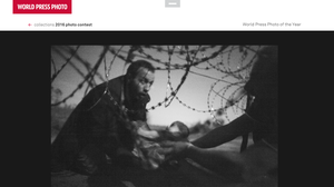 Haunting Photo Of Migrants Takes World Press Photo's Top Prize