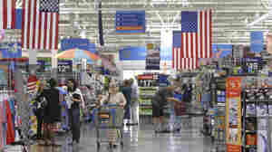 Wal-Mart Had A Tough Year, But Workers And Shoppers Got A Boost