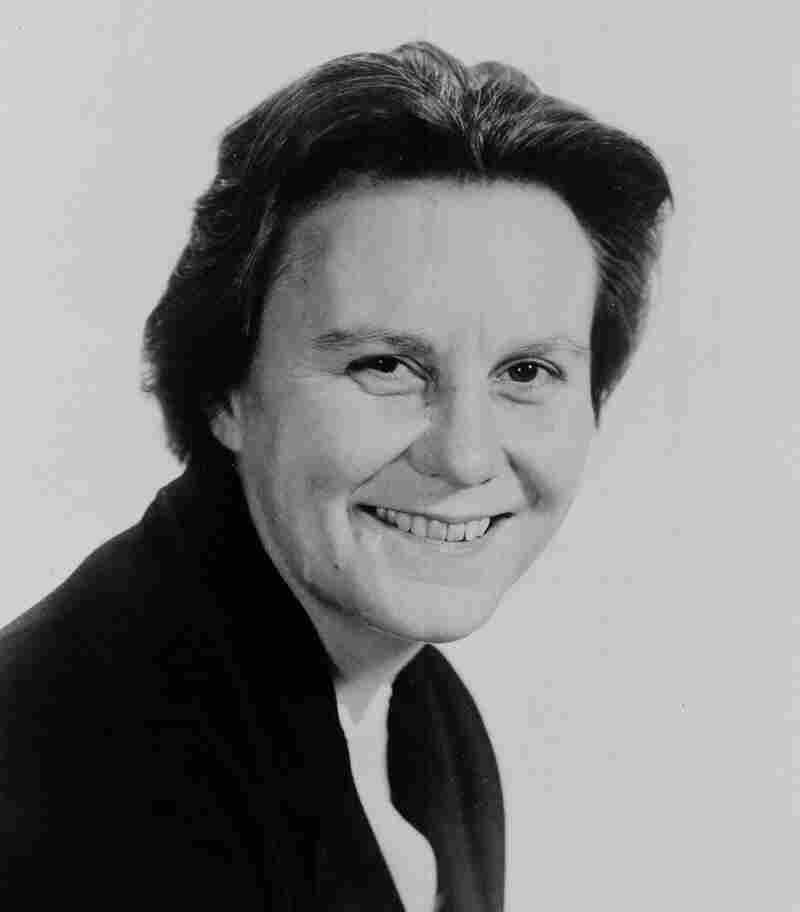 Harper Lee, author of the Pulitzer Prize-winning novel To Kill a Mockingbird, photographed in 1963.