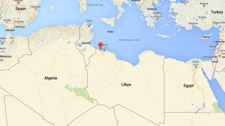 US Airstrike Targets ISIS Operative In Libya Reportedly Killing - Isis Training Camps In Us Map