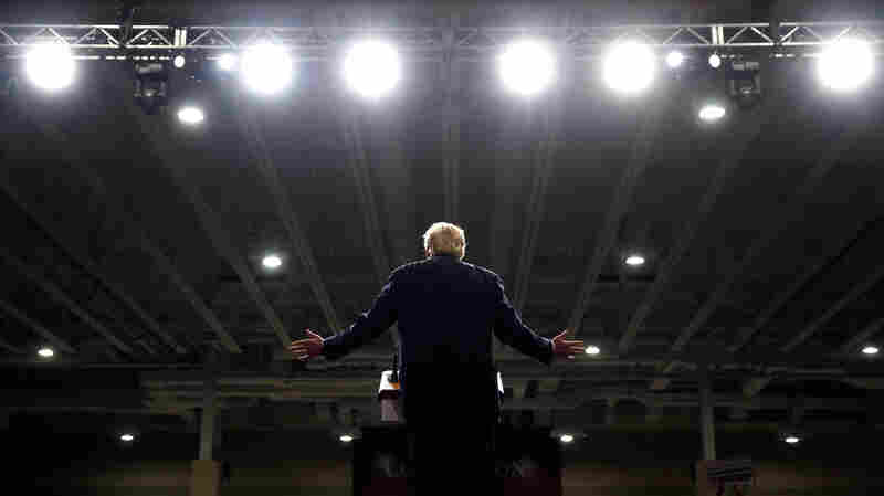Trump Wins South Carolina; Rubio Edges Out Cruz For Second