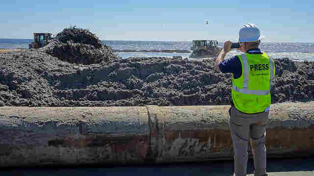 Louisiana is in line for the biggest share of fines and settlements because it had the most damage in the spill. The restoration effort in the Caminada Headlands is one of the largest coastal restoration projects ever in the state.