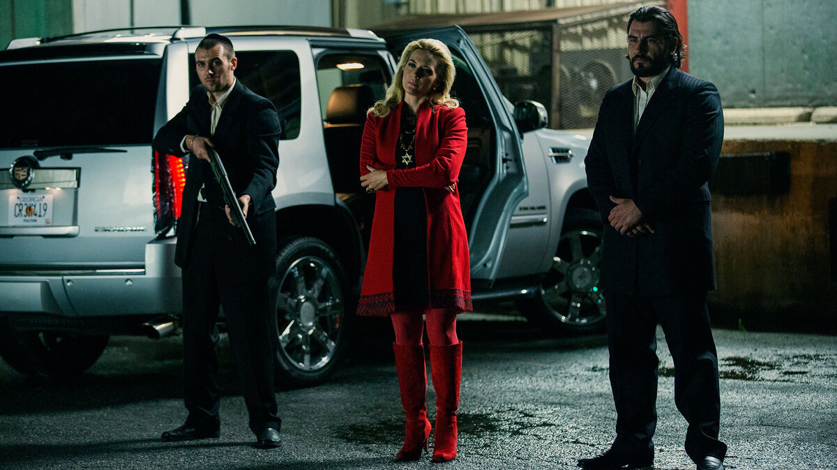 Movie review triple 9 npr for The russian mod