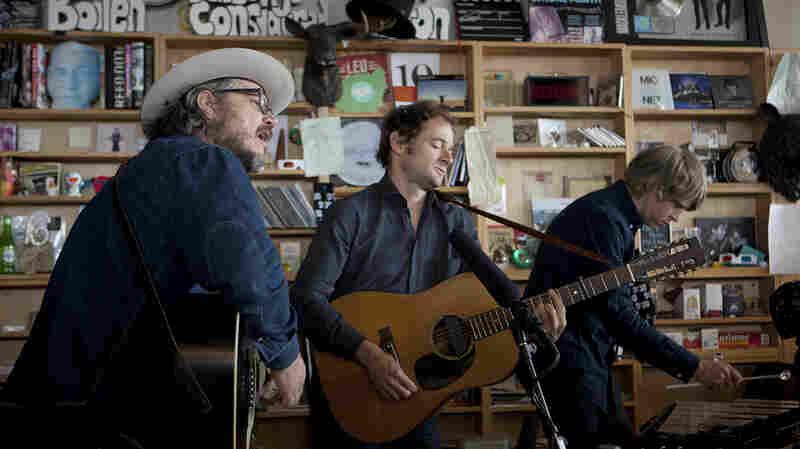 Wilco: Tiny Desk Concert