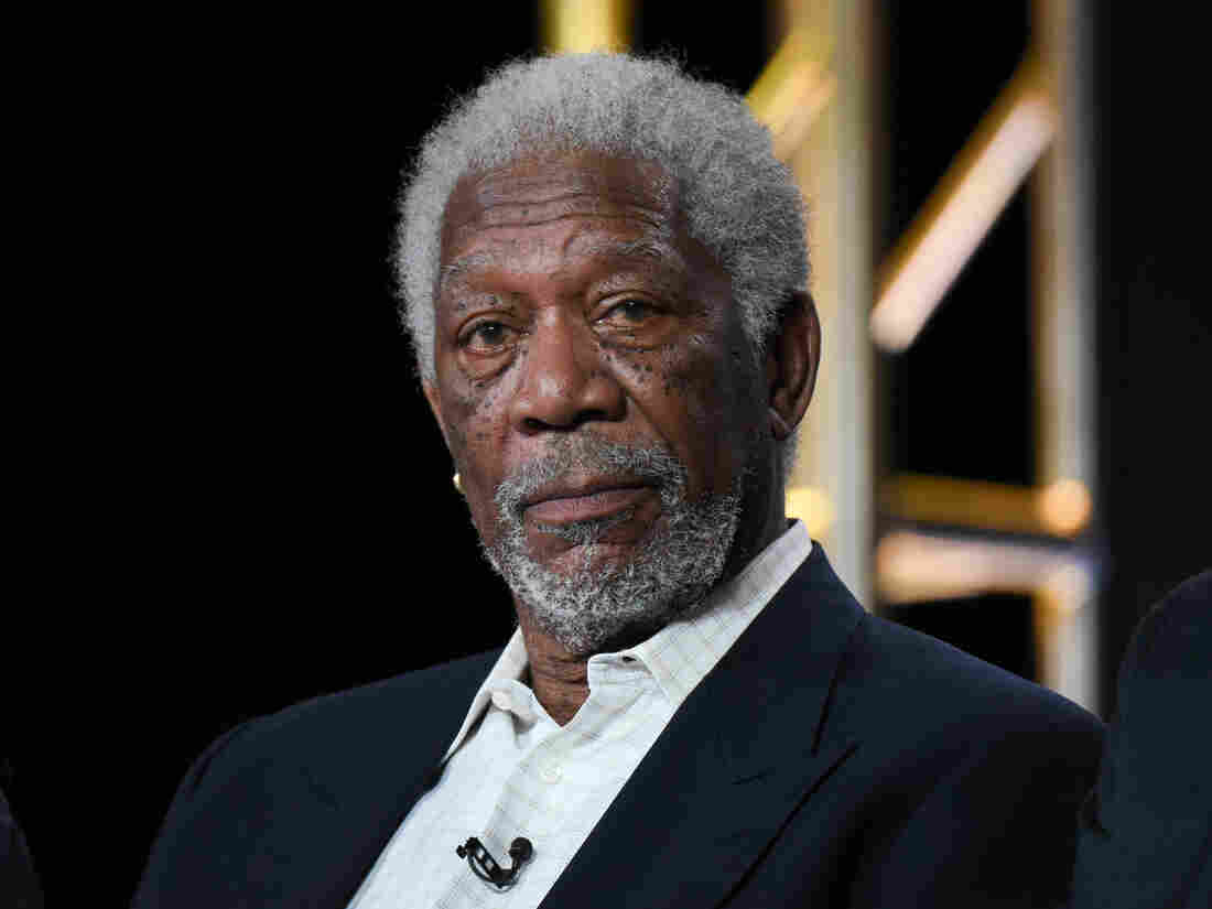 "Actor Morgan Freeman who played God in the 2003 film Bruce Almighty, narrated his second television spot endorsing Hillary Clinton saying she has ""always stood with us."""