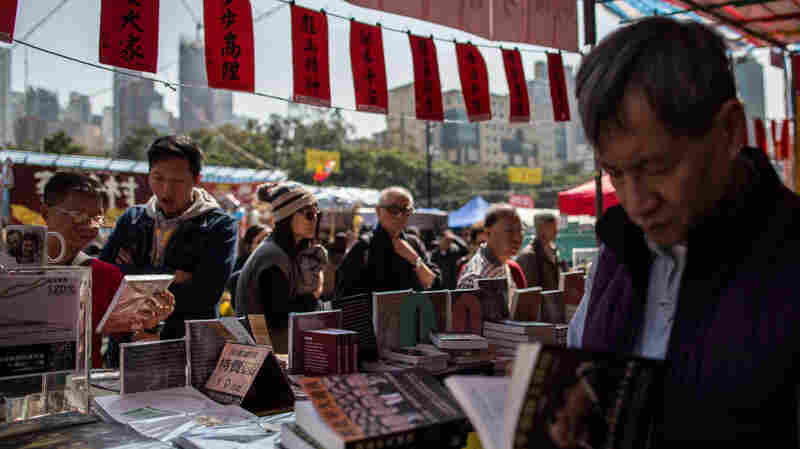 A Chilling Effect As Hong Kong's Missing Bookseller Cases Go Unresolved