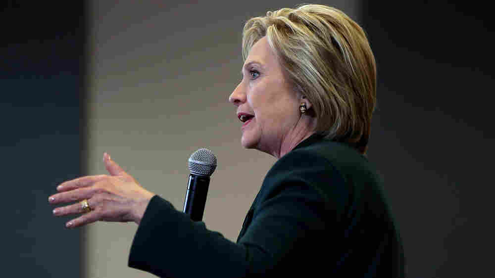 Hillary Clinton Hitches Her Health Care Wagon To Obamacare