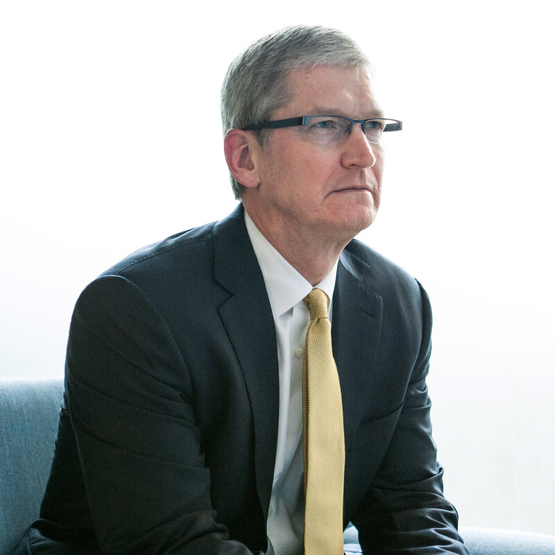 Apple CEO Tim Cook On Screen Time Controls, Working With China