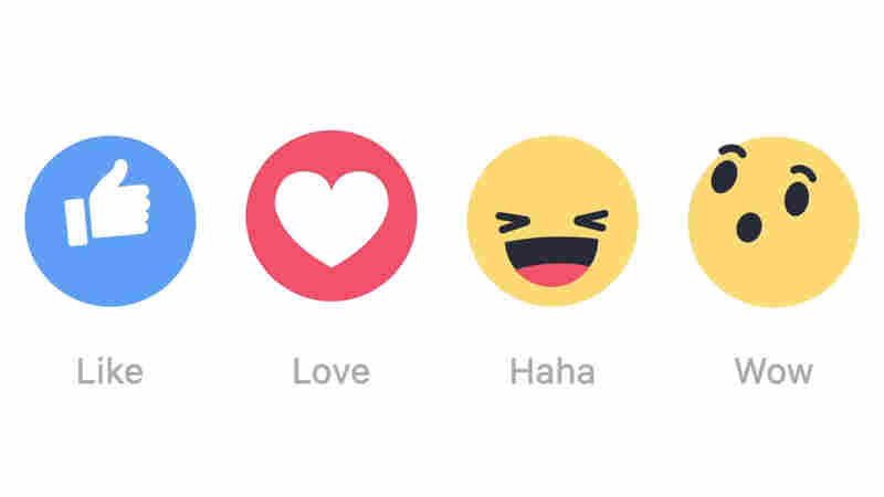 Are You Liking Facebook's New Emojis? Scrap That. Do You 'Wow' Them?