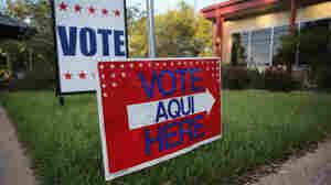 Texans Warn Amped Up Rhetoric Is Erasing Republicans' Progress With Latinos