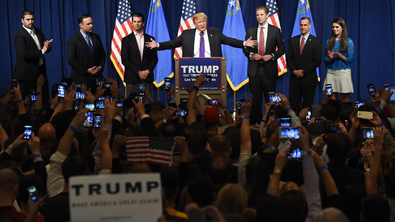 With NV win, Trump has trifecta; Rubio-Cruz still jostling