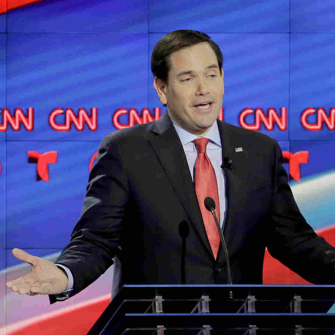 6 Takeaways From Thursday's Republican Debate