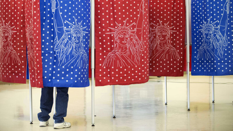 Sick Of Political Parties, Unaffiliated Voters Are Changing Politics ...