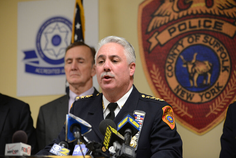 In N Y , A Fight To Reform Police Force Accused Of Being