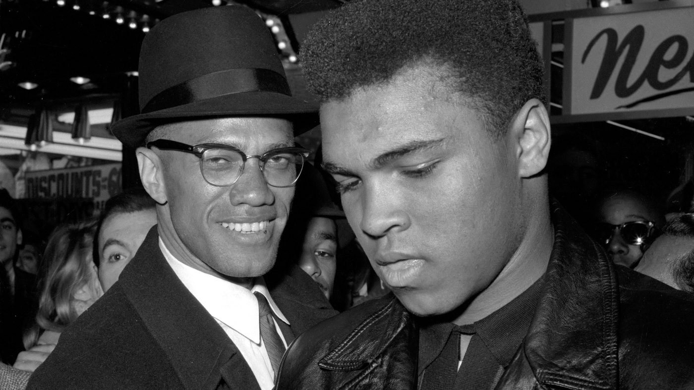 muhammad ali and malcolm x a broken friendship an enduring muhammad ali and malcolm x a broken friendship an enduring legacy code switch
