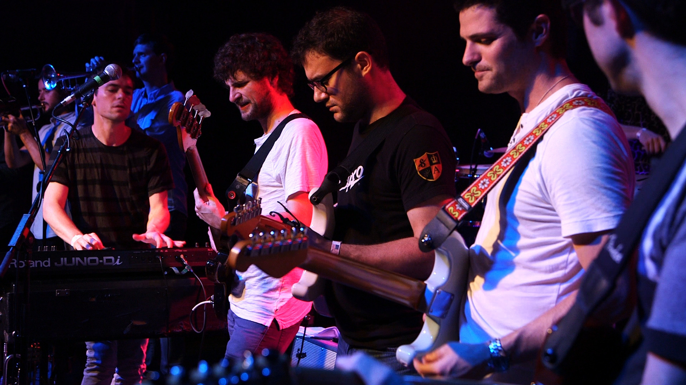 Snarky Puppy: 'Music For The Brain And Booty'WBGO and Jazz At Lincoln Center