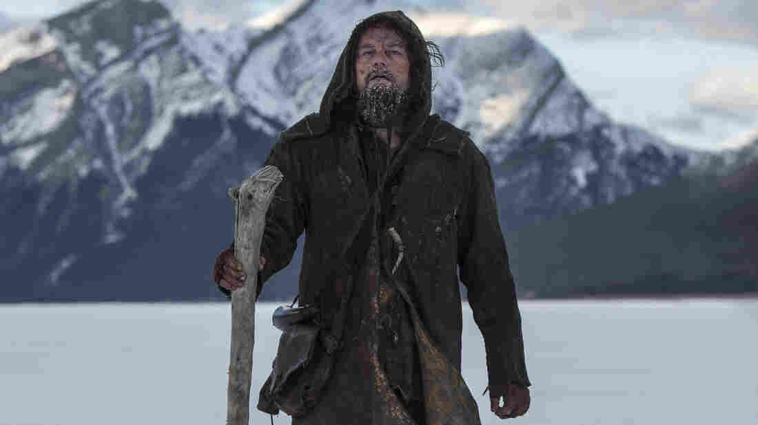 Leonardo DiCaprio is considered a frontrunner for an Oscar for his lead role in The Revenant.