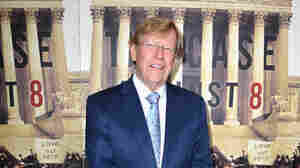 Lawyer Ted Olson, shown at the Los Angeles premiere of HBO's The Case Against 8 in 2014, is representing Apple in its legal faceoff with federal investigators.