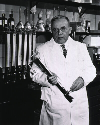 In the 1920s, Dr. Otto Warburg, a German researcher, found that cancer cells prefer the anaerobic, or oxygen-free, process of fermentation for generating energy.