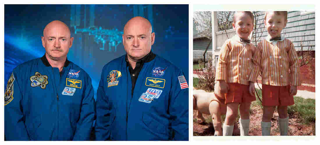 Scott Kelly Reflects On His Year Off The Planet : NPR