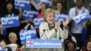Hillary Clinton Wins South Carolina Primary In A Rout Over Bernie Sanders