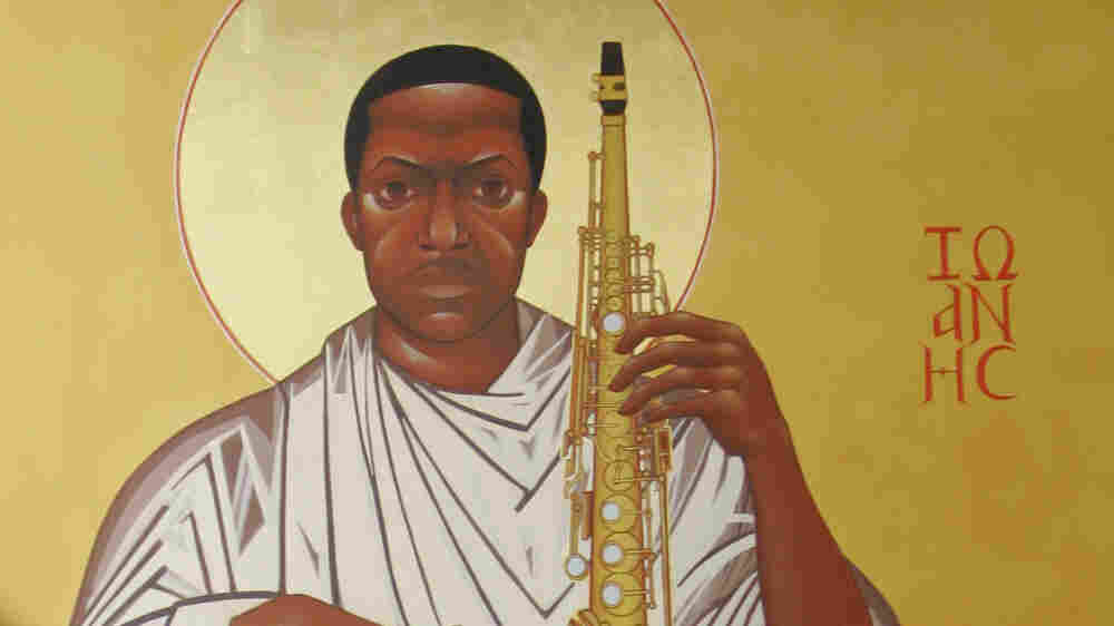 At The Holy House Of Coltrane, A 'Jerusalem' Of Jazz Faces Eviction