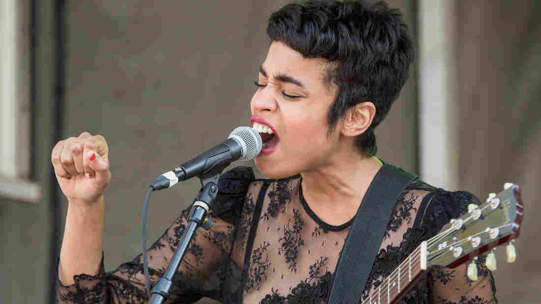 Adia Victoria was part of this year's South By Southwest music festival.