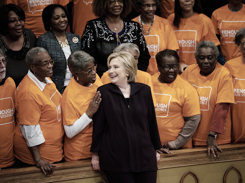 Understanding The Clintons Popularity With Black Voters Npr
