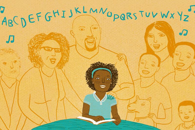 More Color In Kids\' Lit: Your Best Picks : NPR Ed : NPR