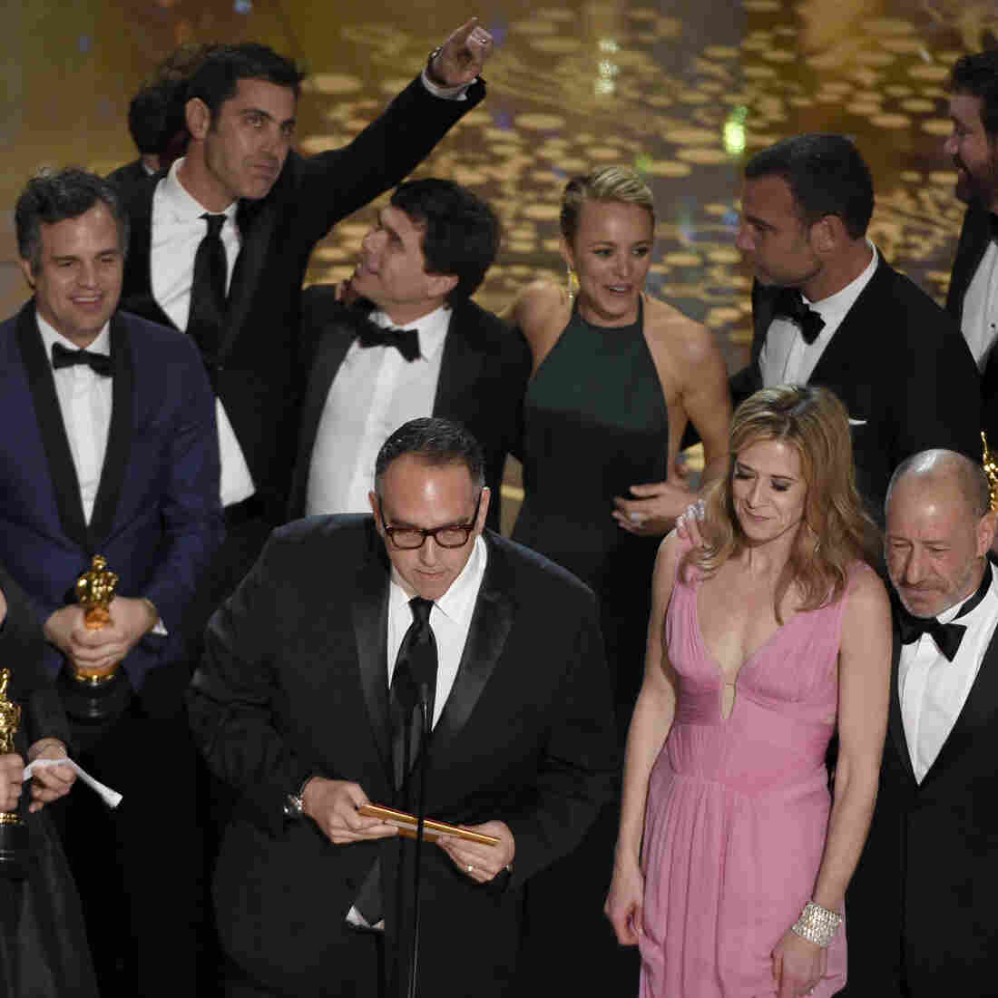 'Spotlight' Wins Best Picture At 2016 Academy Awards