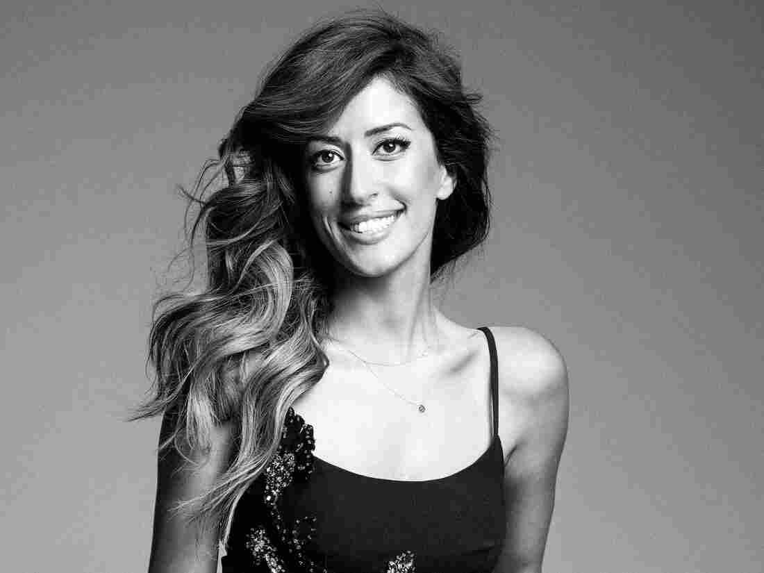 Portuguese singer Ana Moura.