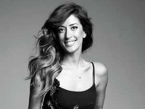 Portuguese singer Ana Moura.