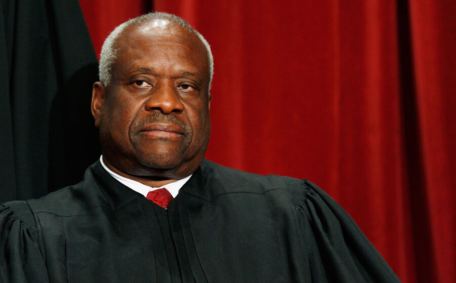 Image result for clarence thomas images