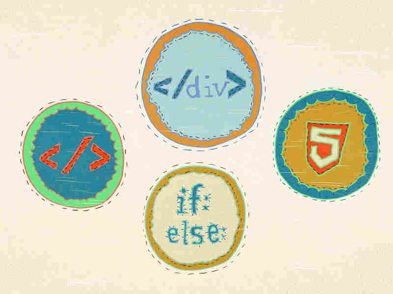Coding Badges