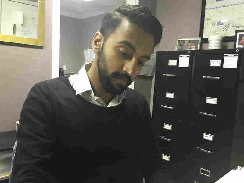 Doctor Bhavik Kumar has been performing abortions at the Fort Worth, Texas clinic for about a year. He calls abortion a simple procedure and he's had no complications that required a woman to be hospitalized since he's been there.