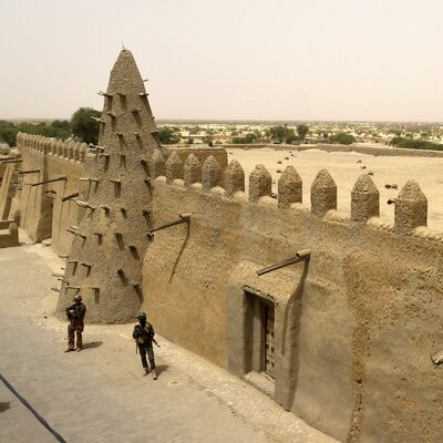 Demolition Of Timbuktu's Cultural Sites Spurs War-Crimes Trial At The Hague