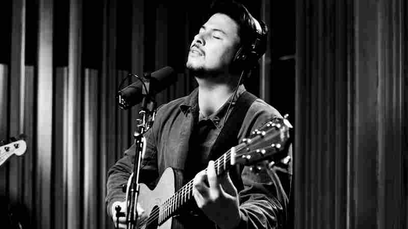 Jamie Woon, 'Sharpness' (Live)
