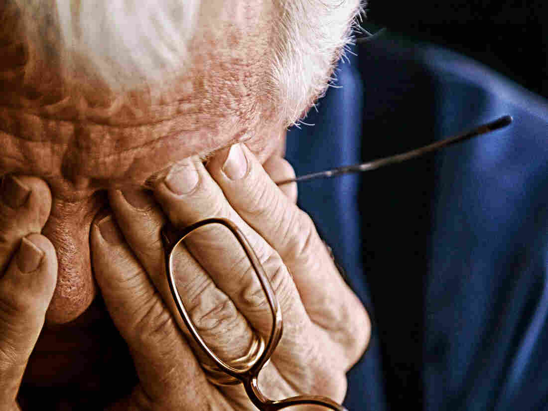 The losses that come with age-related macular degeneration can make depression more likely.