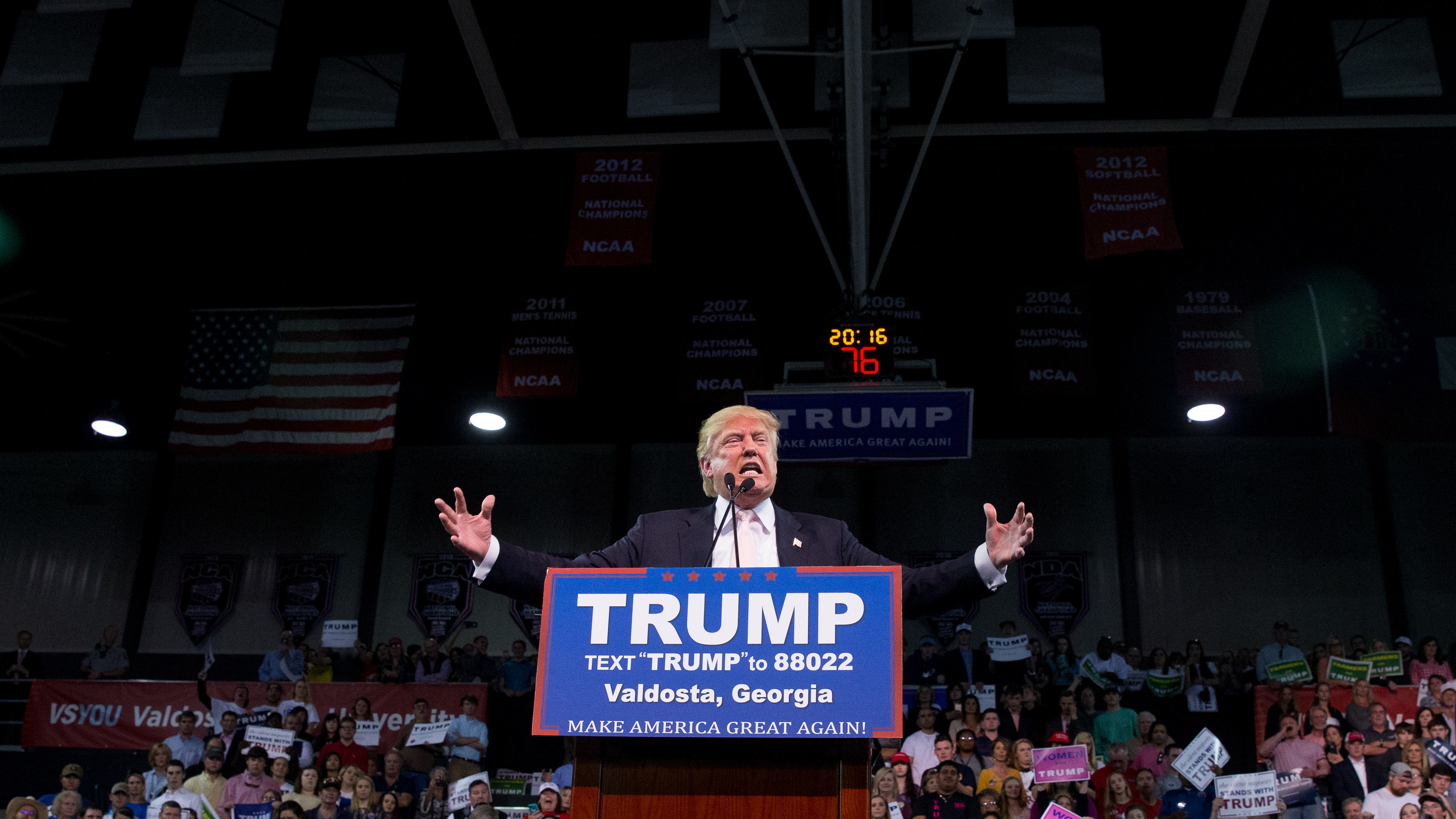 Journalists Struggle To Describe Trump's Racially Charged Rhetoric