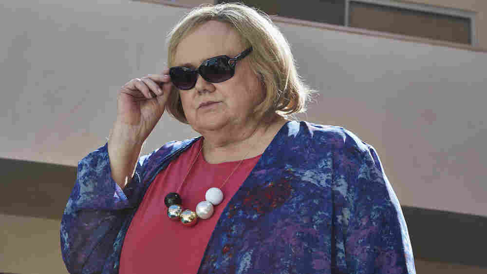 Comic Louie Anderson Modeled His 'Baskets' Role After His Own Mom