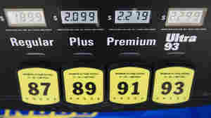 Gas Prices Pop Up Despite Historic Supplies Of Oil. Blame Spring