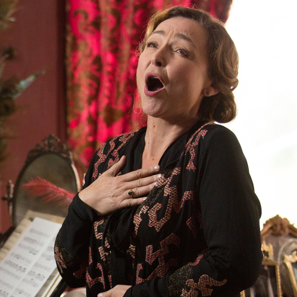 Meet 'Marguerite,' A Tone-Deaf Opera Singer Who's Determined To Perform